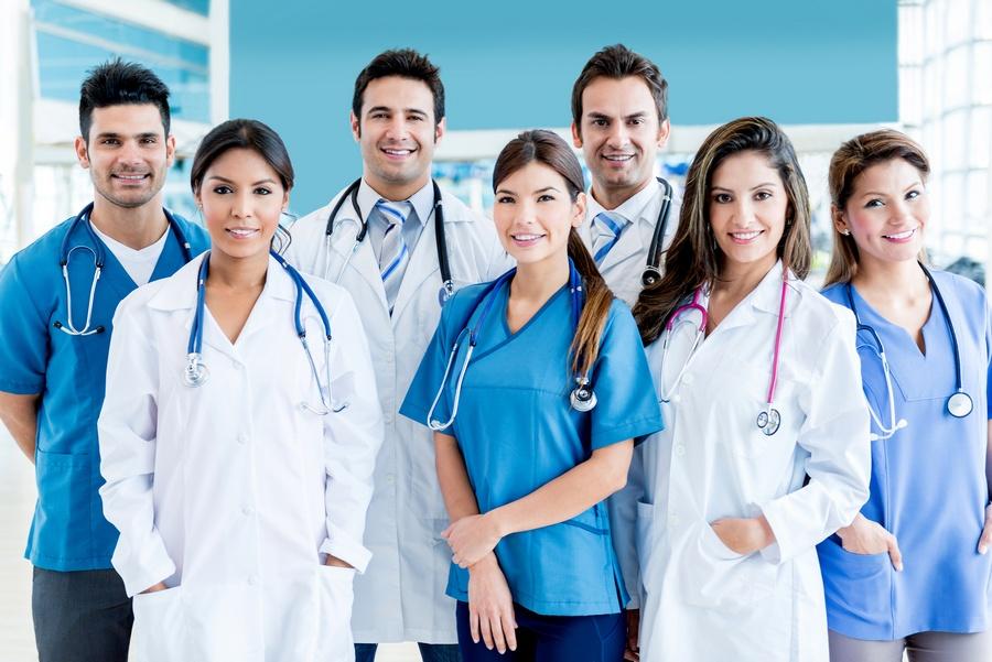 Professional medical experts