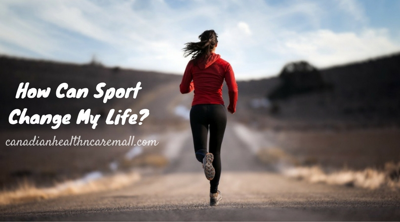 How Can Sport Change My Life