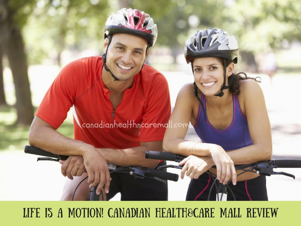 Life is a Motion! Canadian Health&Care Mall Review