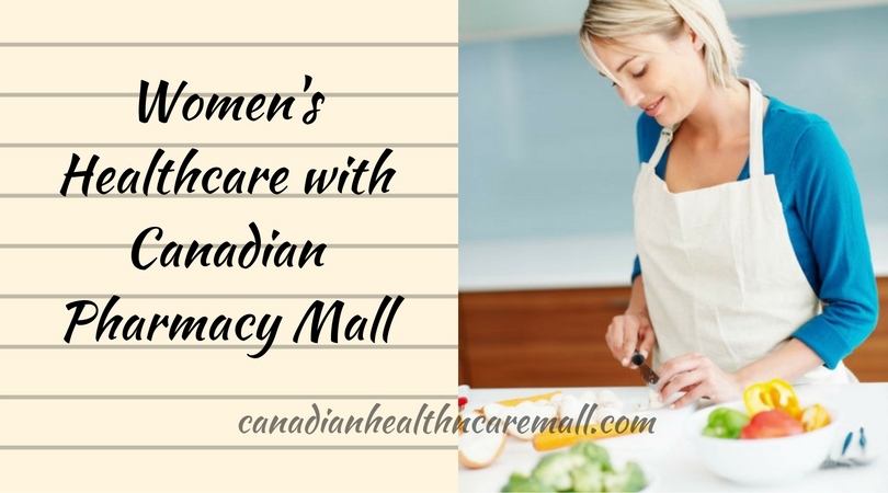 Women's Healthcare with Canadian Pharmacy Mall