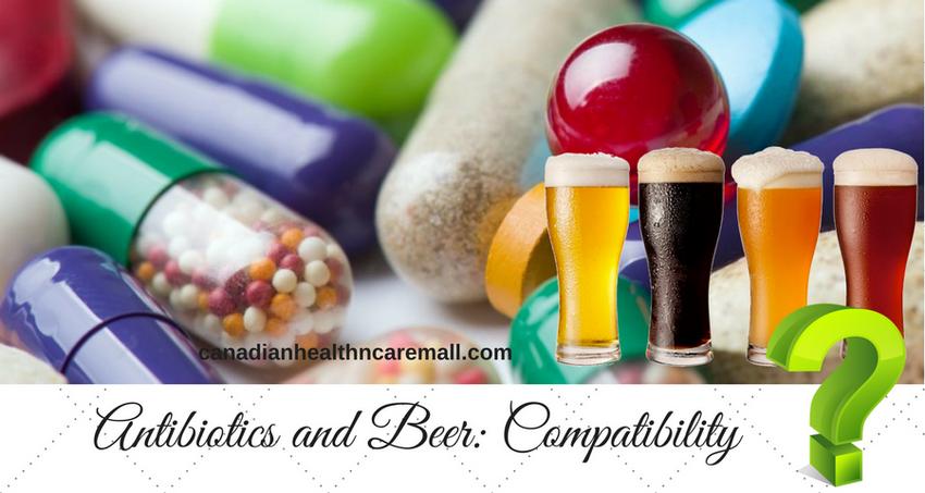 Antibiotics and Beer- Compatibility