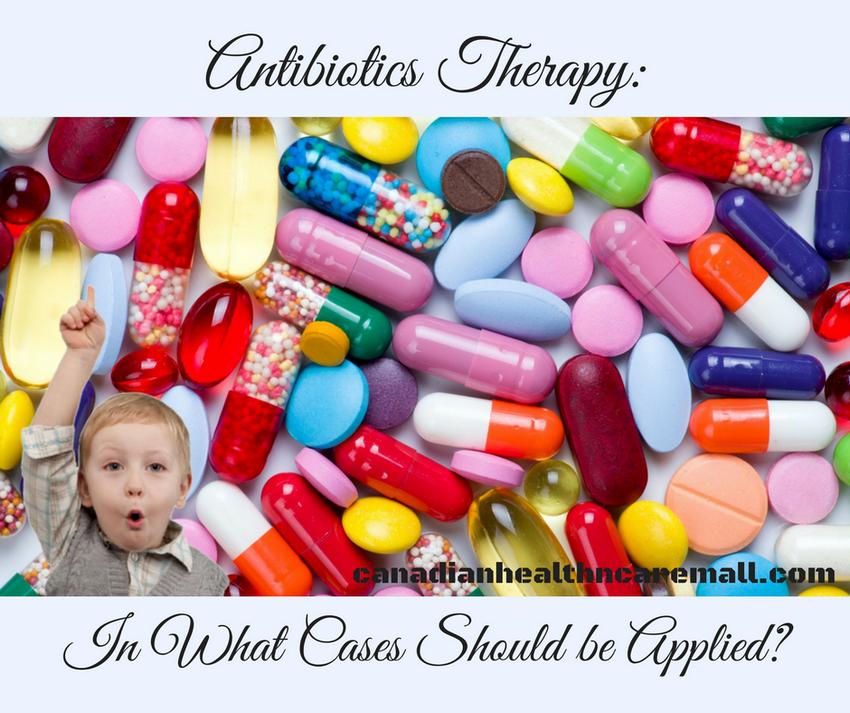 Antibiotics Therapy