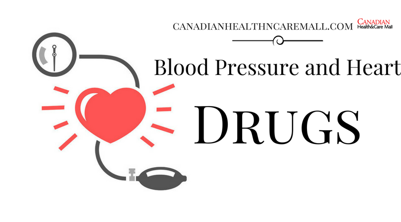 Drugs for Blood Pressure and Heart