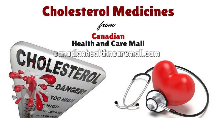 Cholesterol Medicines