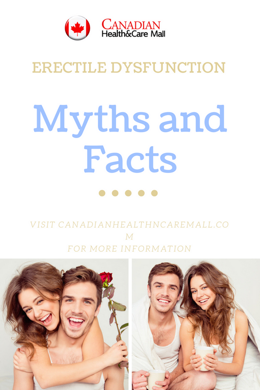 5 myths about ed